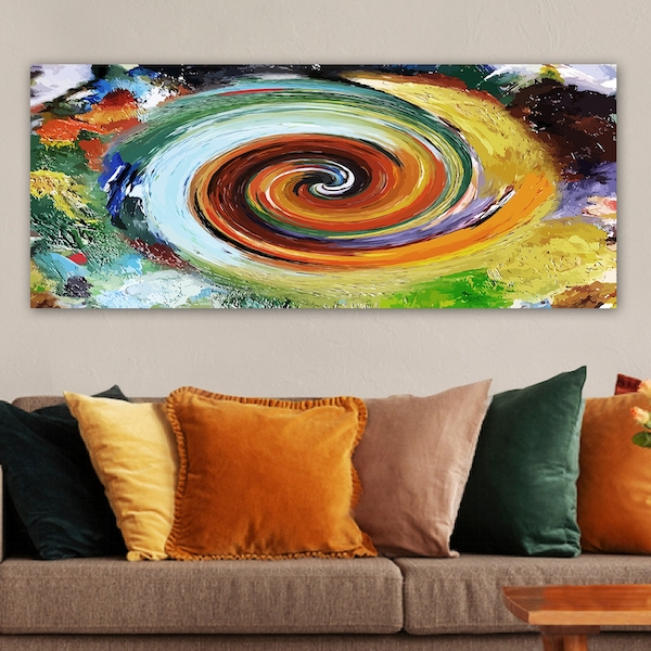 YTY293906417_50120 Multicolor Decorative Canvas Painting