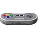 8Bitdo SF30 Classic Edition 2.4G Wireless Controller for SNES - Image 2