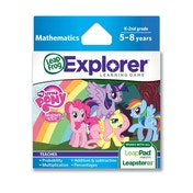 LeapFrog Explorer Learning Game My Little Pony