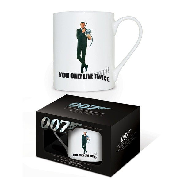 James Bond - You Only Live Twice Mug