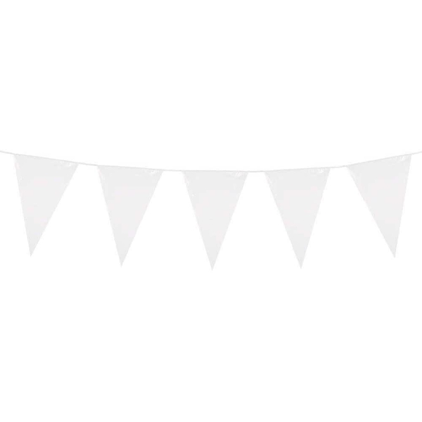 Garland Party Decoration (White)