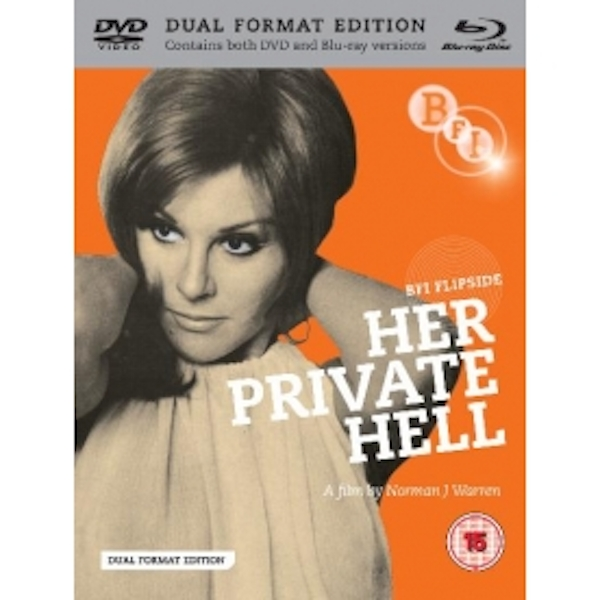 Her Private Hell Blu-ray & DVD