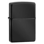 Zippo Regular Ebony Windproof Lighter