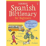 Spanish Dictionary for Beginners by Francoise Holmes, Helen Davies (Paperback, 2015)