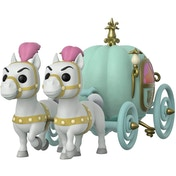 Cinderellas Carriage with Fairy Godmother Funko Pop Rides Figure #78