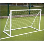 Precision Junior Garden Goal 8 x 6 feet