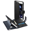 """Hama """"Stand-Up"""" booklet for Huawei P10 Lite, black"""
