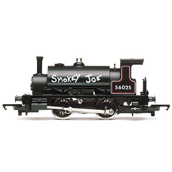 Hornby BR Class 264 'Pug' 0-4-0ST 56025 'Smokey Joe' Era 4/5 Model Train