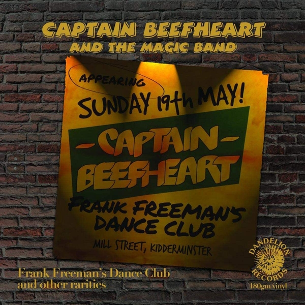 Captain Beefheart And The Magic Band – Frank Freeman's Dance Club - And Other Rarities Limited Edition Purple Vinyl