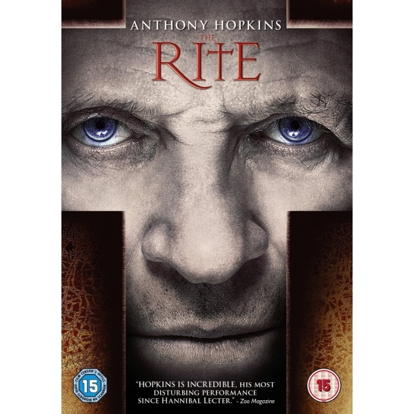 The Rite 2011 DVD