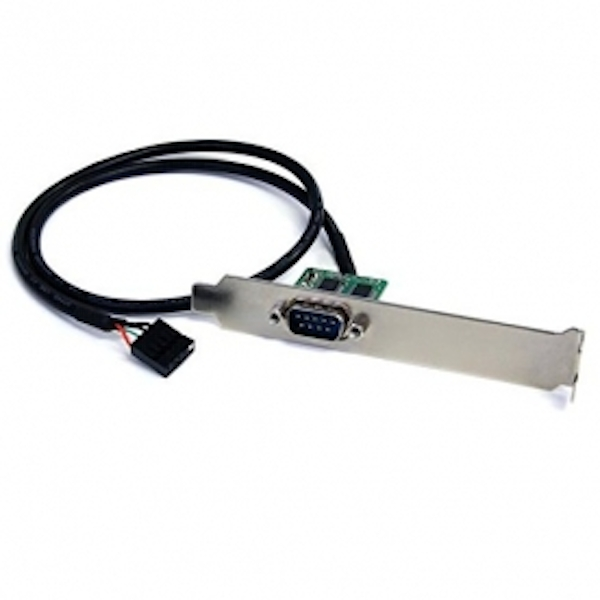 Image of USB Motherboard Header to Serial Adapter