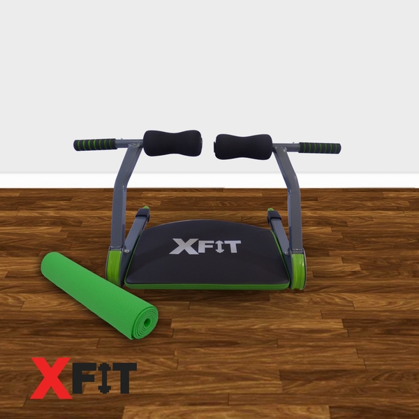 6 in 1 Smart Exercise Machine For Core & Abs Home Gym Wonder Workouts XFit - Image 6