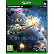 R-Type Final 2 Inaugural Flight Edition Xbox One | Series X Game
