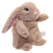Bunny Design Snuggables Microwavable Heat Wheat Pack - Image 2