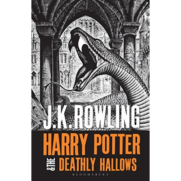 Harry Potter and the Deathly Hallows  Paperback / softback 2018