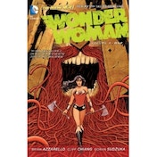Wonder Woman Volume 4 War TP The New 52