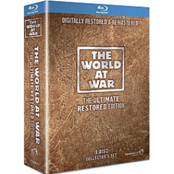 World At War Blu-ray