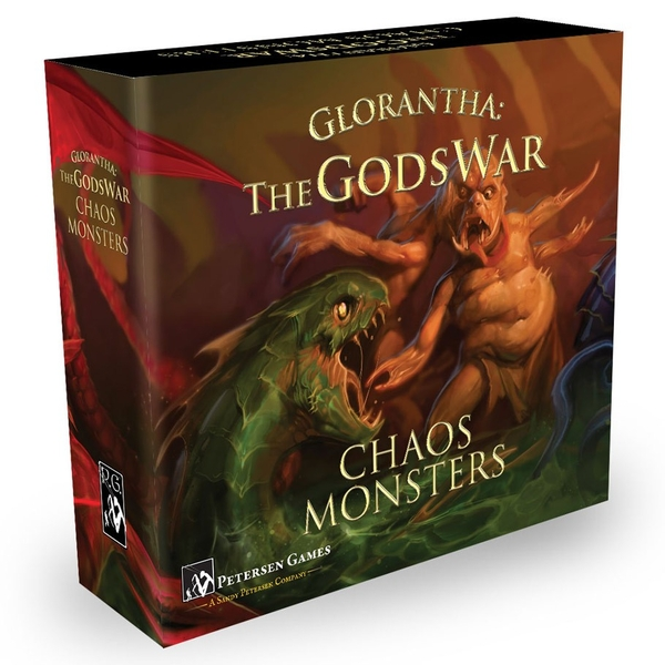 Glorantha: The Gods War Chaos Monsters Expansion