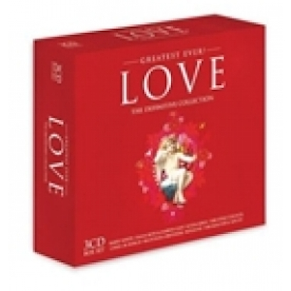 Greatest Ever Love The Definitive Collection CD