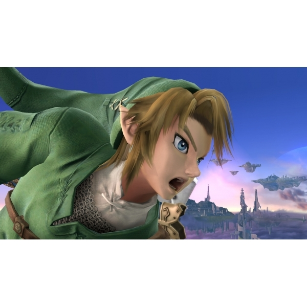 Super Smash Bros Wii U Game - Image 3