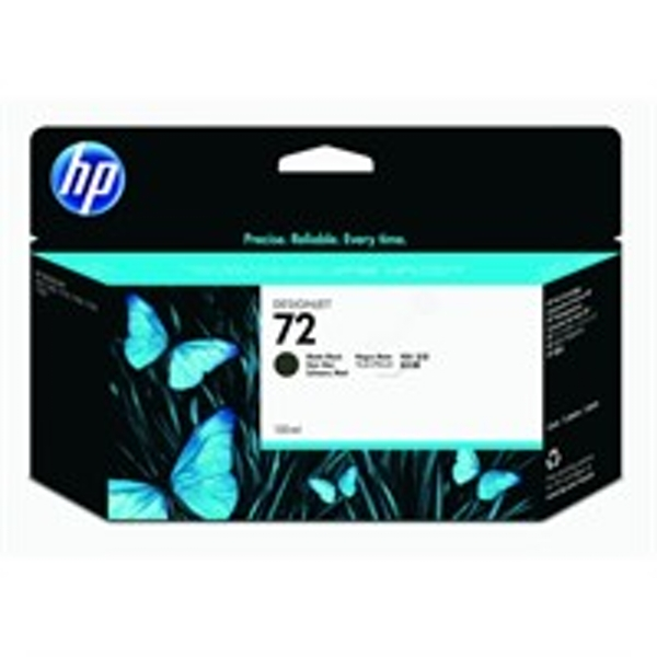 HP C9403A (72) Ink cartridge black matt, 130ml - Image 1