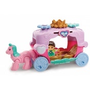 VTech Toot-Toot Friends Kingdom Princess - Lily and Her Carriage Toy