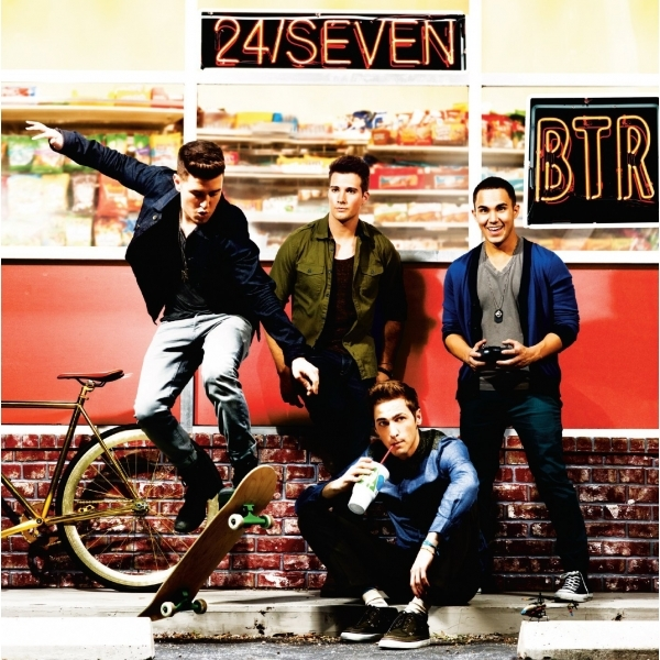 Big Time Rush - 24/Seven Deluxe Edition CD