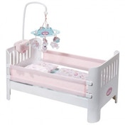 Baby Annabell Lullaby Bed