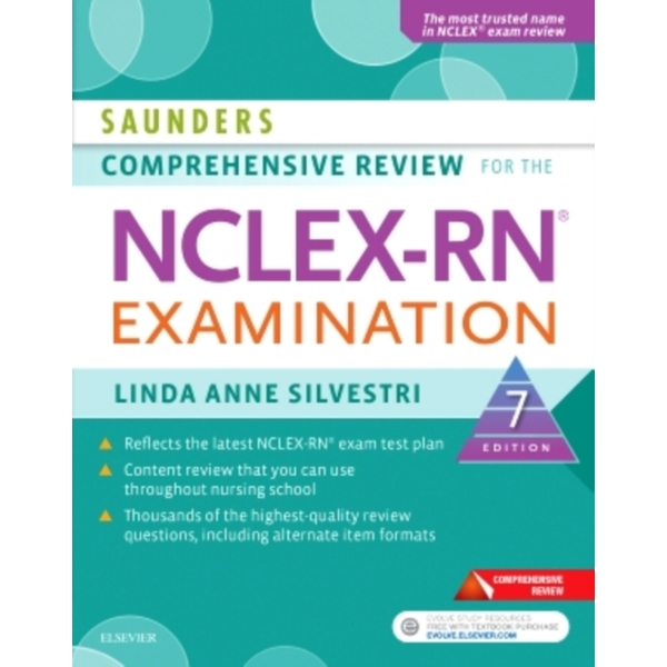 Saunders Comprehensive Review for the NCLEX-RN� Examination by Linda Anne Silvestri (Paperback, 2016)