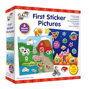 Galt Toys - First Sticker Pictures