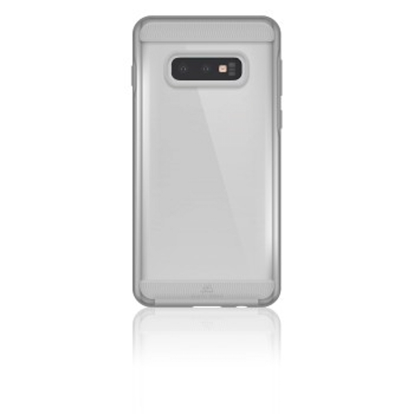 Black Rock - Air Robust Case for Samsung Galaxy S10e Transparent TPU Thin Wireless Charging Transparent