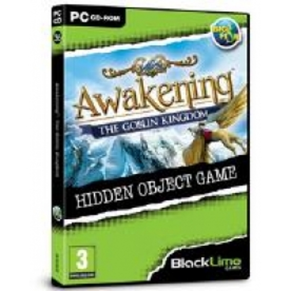 Awakening: The Goblin Kingdom Hidden Object Game for PC (CD-ROM)