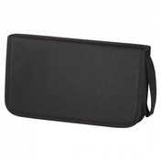 Hama CD/DVD/Blu-ray Wallet 64 (Black)