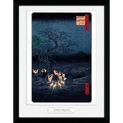Hiroshige The Sea At Satta Collector Print