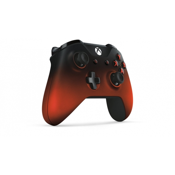 Red Volcano Shadow Wireless Xbox One Controller - Image 5