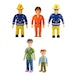 Fireman Sam 5 Figure Action Pack - Image 2