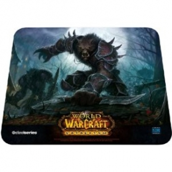 Steelseries QCK Cataclysm Worgen Edition Gaming Mouse Pad