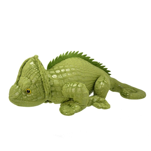 All About Nature Chameleon 30cm Plush
