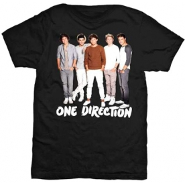 One Direction New Standing Skinny Black TS: XL