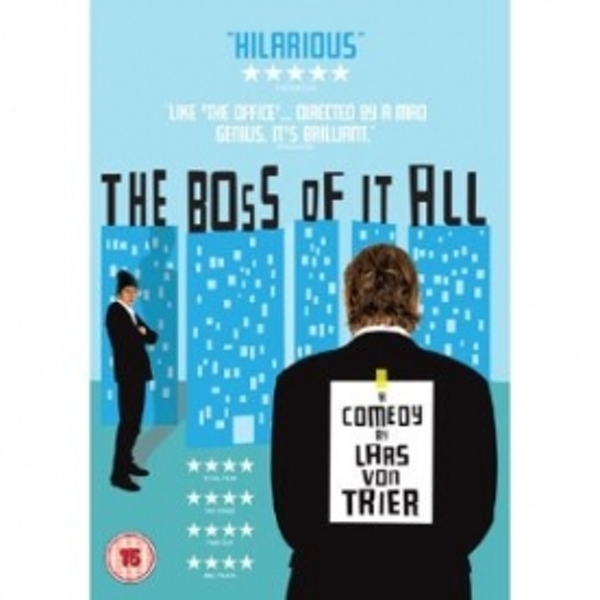 The Boss Of It All DVD