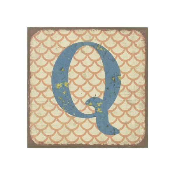 Letter Q Magnets by Heaven Sends