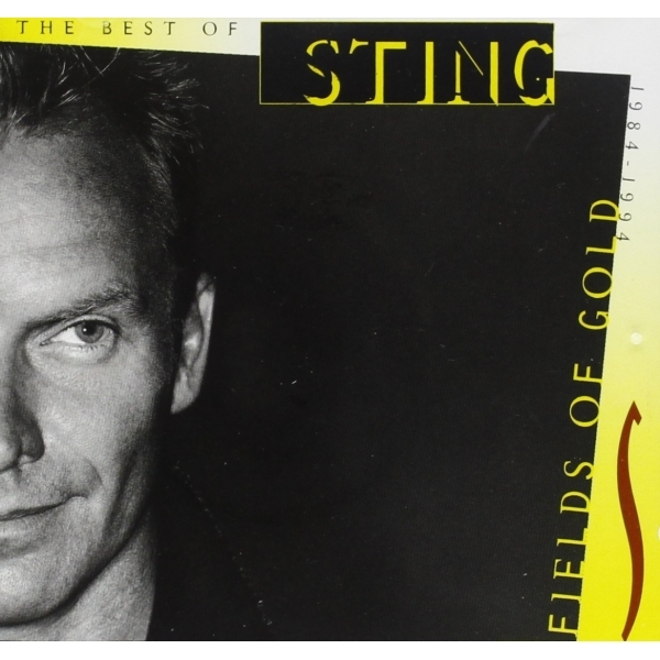 Sting - Fields of Gold - Best of 1984-1994 CD