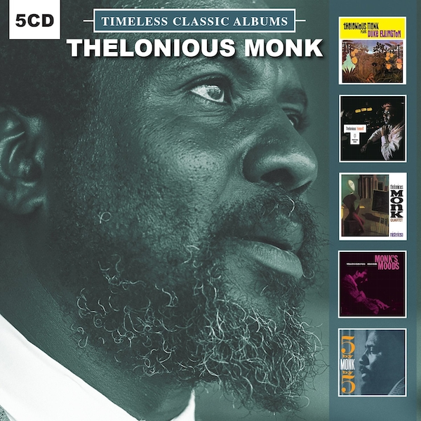 Thelonious Monk - Timeless Classic Albums CD