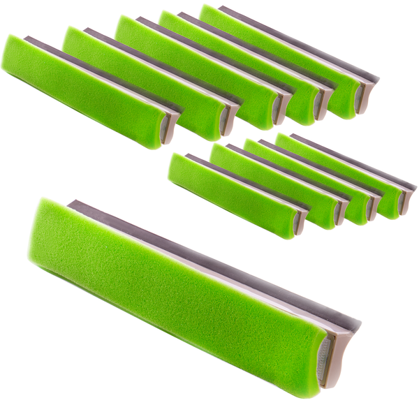 Telescopic Window Cleaning Tool Window Cleaning Tool Sponge Refills - Pack of 10 | Pukkr