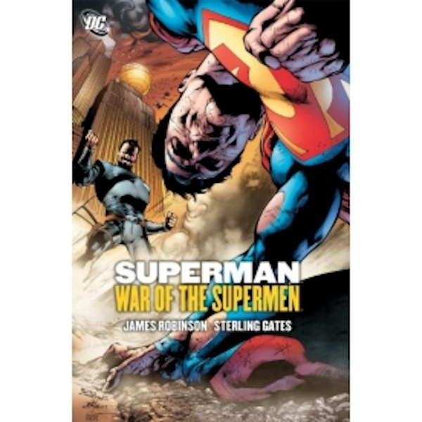 Superman War Of The Supermen Hc