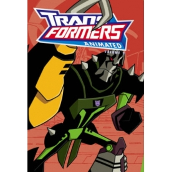 Transformers Animated Volume 9