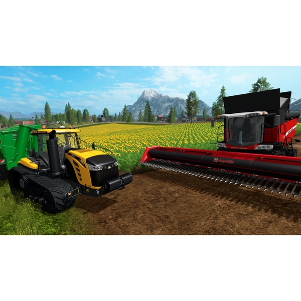 Farming Simulator Nintendo Switch Game - Image 3