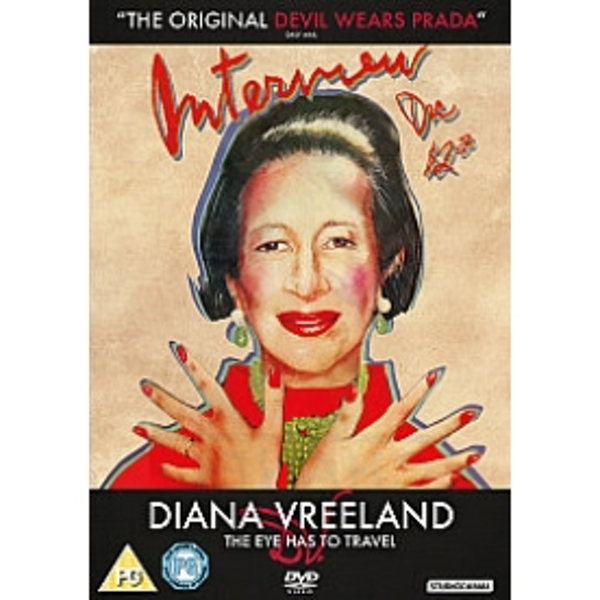 Eye Has To Travel Diana Vreeland DVD