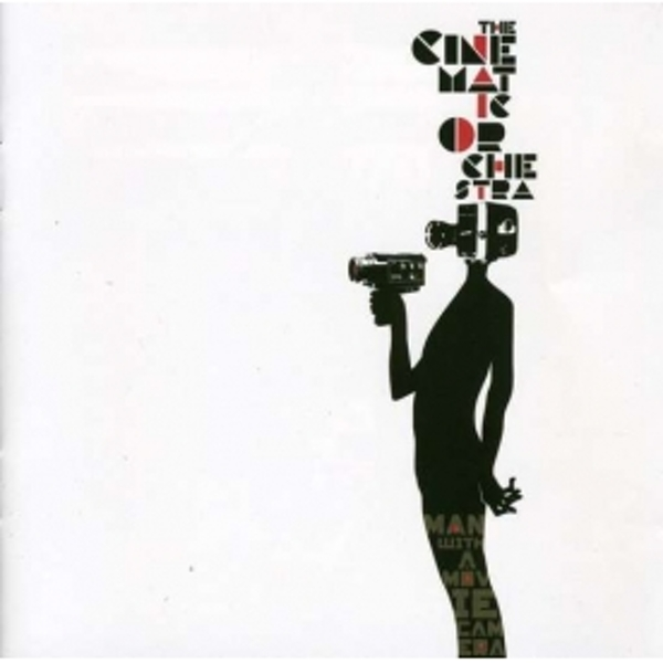The Cinematic Orchestra - Man With The Movie Camera CD