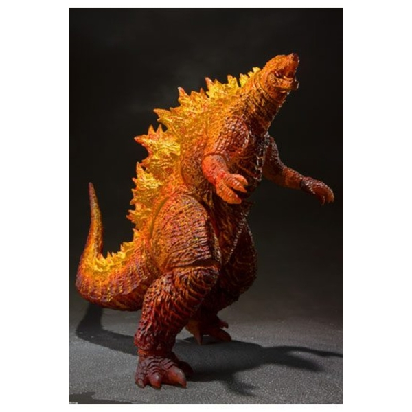 Burning Godzilla (Godzilla: King of the Monsters 2019) S.H. MonsterArts Action Figure